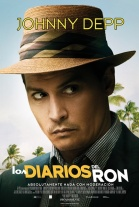 Pster de Los diarios del ron (The Rum Diary)