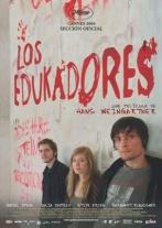 P�ster de Los educadores (Die fetten jahre sind vorbei the edukators  )