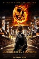P�ster de Los juegos del hambre (The Hunger Games)