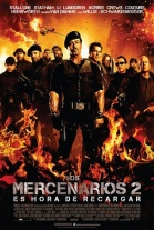 Pster de Los mercenarios 2 (The Expendables 2)