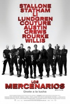 P�ster de Los mercenarios (The Expendables)