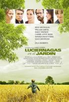 P�ster de Luci�rnagas en el jard�n (Fireflies in the Garden)