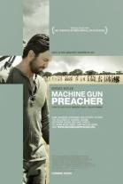 P�ster de El soldado de Dios (Machine Gun Preacher)