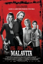 P�ster de Malavita (The Family)