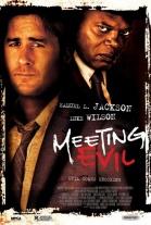 Póster de Conociendo el mal (Meeting Evil)