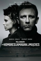 Pster de Millennium: Los hombres que no amaban a las mujeres (The Girl With the Dragon Tattoo)