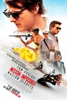P�ster de Misi�n Imposible: Naci�n secreta (Mission:Impossible - Rogue Nation)