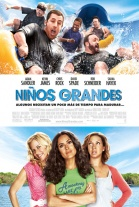 P�ster de Ni�os grandes (Grown Ups)