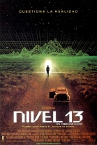 P�ster de Nivel 13 (The Thirteenth Floor)