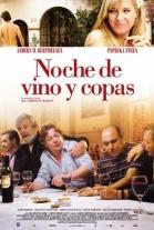 P�ster de Noche de vino y copas (SuperCl�sico)