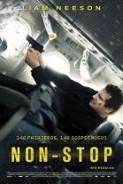 P�ster de Non-Stop (Sin escalas) (Non-Stop)
