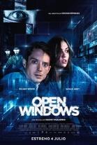 P�ster de Open Windows (Open Windows)