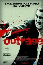P�ster de Outrage (Autoreiji (Outrage))