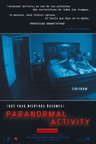P�ster de Paranormal Activity (Paranormal Activity)