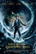Póster de Percy Jackson y el Ladrón del Rayo (Percy Jackson & The Olympians: The Lightning Thief)