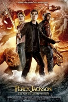 P�ster de Percy Jackson y el mar de los monstruos (Percy Jackson: Sea of Monsters)