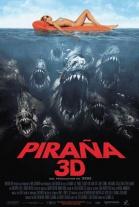 P�ster de Pira�a 3D (Piranha 3D)