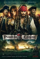 Pster de Piratas del Caribe: En mareas misteriosas (Pirates of the Caribbean: On Stranger Tides)