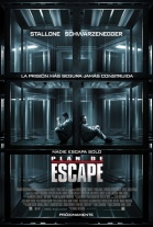 Póster de Plan de escape (Escape Plan)