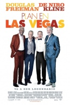 P�ster de Plan en Las Vegas (Last Vegas)