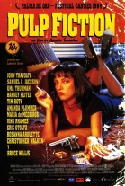 P�ster de  (Pulp Fiction)