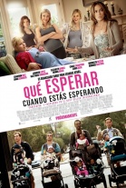 P�ster de Qu� esperar cuando est�s esperando (What to Expect When You're Expecting)