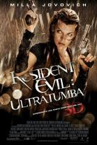 Póster de Resident Evil: Ultratumba (Resident Evil: Afterlife)