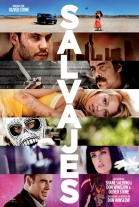 P�ster de Salvajes (Savages)