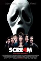 Póster de Scream 4 (Scream 4)