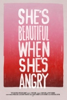VER y Descargar She's Beautiful When She's Angry (2014) Online Latino Mega