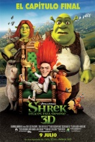 P�ster de Shrek, felices para siempre (Shrek: The Final Chapter)