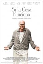 P�ster de Si la cosa funciona (Whatever Works)
