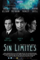 P�ster de Sin L�mites (Little Ashes)