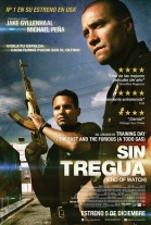 P�ster de Sin tregua (End of Watch)