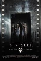 P�ster de Sinister (Sinister)