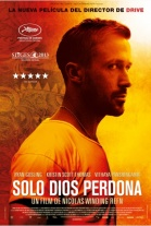 P�ster de Solo Dios perdona (Only God Forgives)