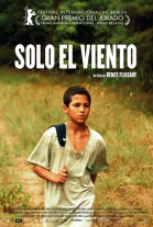 P�ster de S�lo el viento (Csak a Sz�l (Just The Wind))