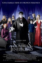 Pster de Sombras tenebrosas (Dark Shadows)
