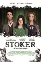 P�ster de Stoker (Stoker)