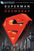 P�ster de La muerte de Superman (Superman: Doomsday)