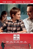 P�ster de Tan fuerte, tan cerca (Extremely Loud and Incredibly Close)
