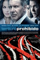 P�ster de Territorio prohibido (Crossing Over)