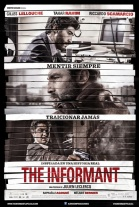 P�ster de The Informant (Gibraltar)