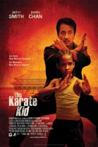 Póster de The Karate Kid (The karate Kid)