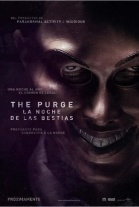 P�ster de The Purge. La noche de las bestias (The Purge)