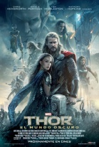 P�ster de Thor: El mundo oscuro (Thor: The Dark World)