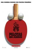 P�ster de Pelotas en juego (Balls of Fury)
