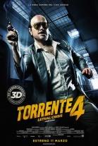 Póster de Torrente 4: Lethal Crisis (Crisis Letal) (Torrente 4: Lethal Crisis (Crisis Letal))