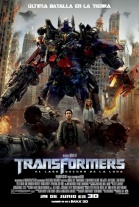 P�ster de Transformers: El lado oscuro de la Luna (Transformers: Dark of The Moon)