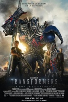 P�ster de Transformers: La era de la extinci�n (Transformers: Age of Extinction)